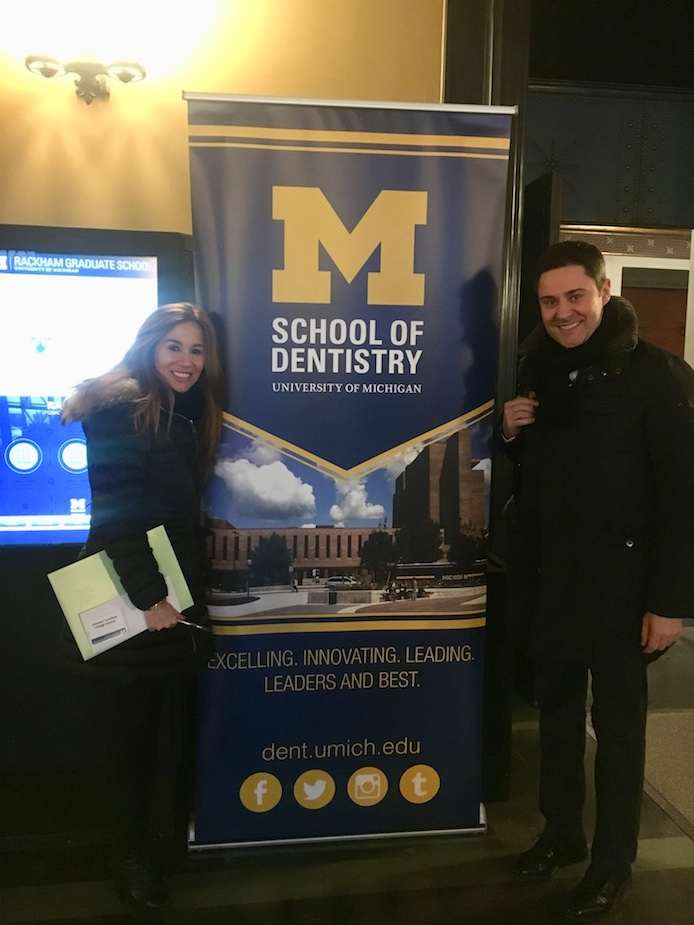 Michigan university School of dentistry